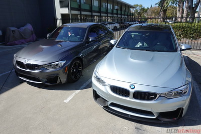 2015 BMW M3 - F80