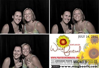 CLE 2012-07-14 Sunflower Wine Festival