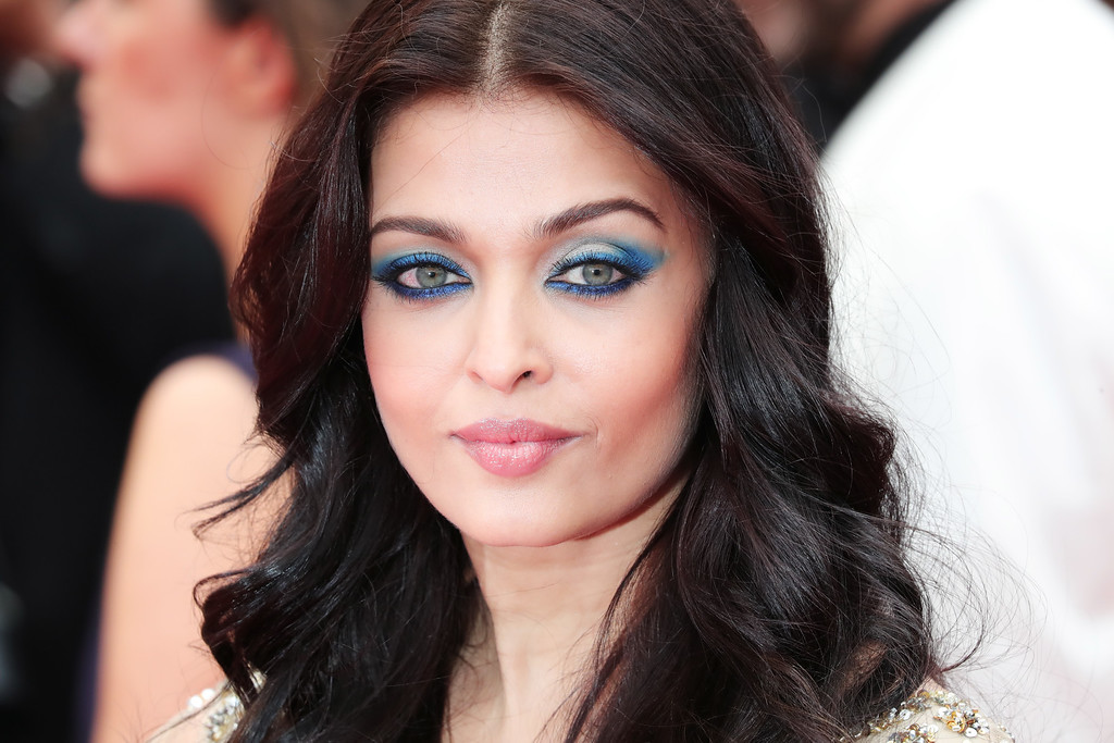 ". Aishwarya Rai attends the ""Slack Bay (Ma Loute)\"" premiere during the 69th annual Cannes Film Festival at the Palais des Festivals on May 13, 2016 in Cannes, France.  (Photo by Neilson Barnard/Getty Images)"
