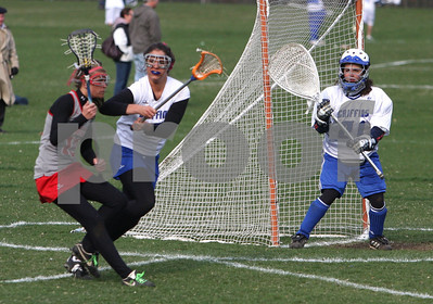 Mon Don Girls Lacrosse vs Jackson Liberty 4-09
