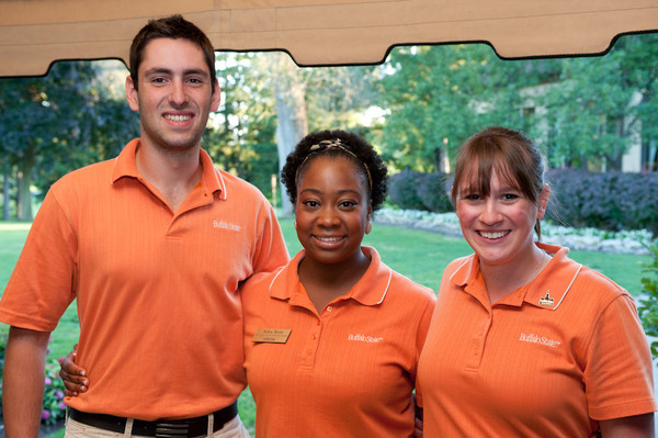 9/10/12 All College Honors Scholarship Golf Outing