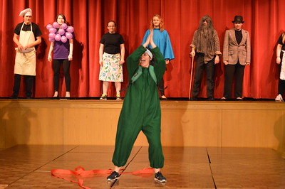 Children's Theater  - Aesop's (Oh So Slightly Updated) Fables - Dress Rehearsal