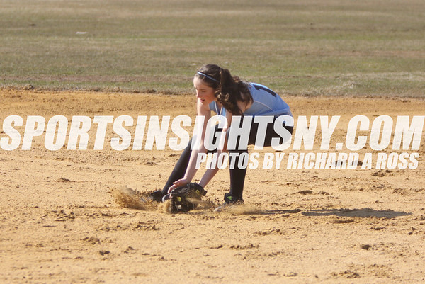 Liberty vs. Sullivan West Softball