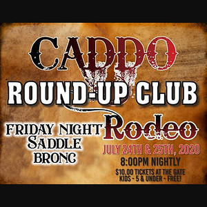 Friday Night Saddle Bronc