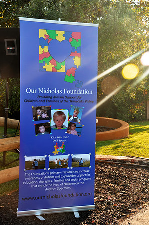 Our Nicolas Foundation