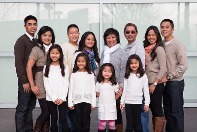Parcasio Family