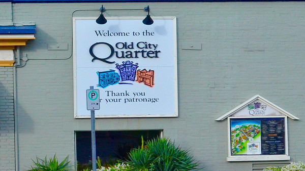 Old City Quarter - May 8, 2018