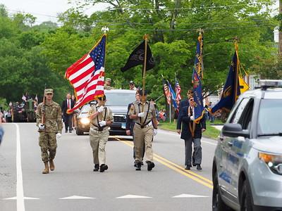 memorial parade