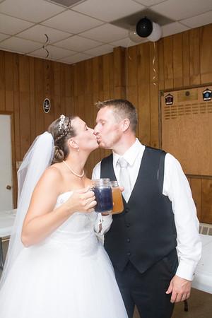 Webb Wedding Reception