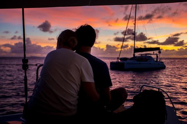 Christmas Sailing and ASA Course