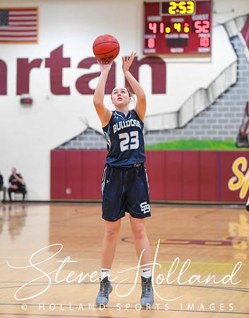 Basketball Girls Varsity - Stone Bridge vs Broad Run 2.9.2018 (by Steven Holland)