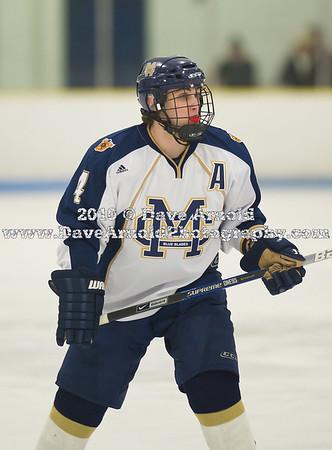 1/11/2011 - Boys Varsity Hockey - Catholic Memorial vs Malden Catholic