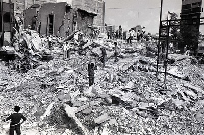1985 Mexico earthquake 02
