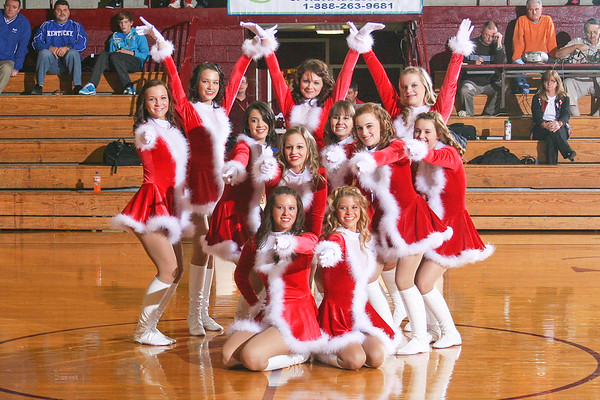 Dance Team 12/13/2011