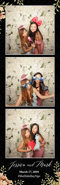 Jessica & Mark Photostrips