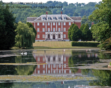 Chevening House - The Lake