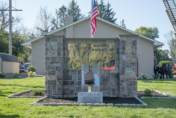 Hope FD 911 Memorial