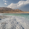 Salty Shores, Dead Sea, Israel