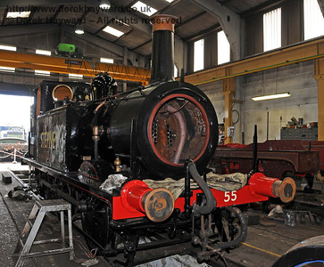 55 Stepney - Overhaul