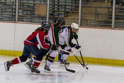 Hanover U14 Girls Vs Concord