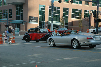 2007 St Louis Jaguar Concours at  Clayton Triangle (MO)