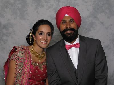 2014-10-04, Maninder & Tisha
