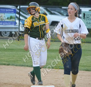King Philip - Foxboro Softball 5-23-17