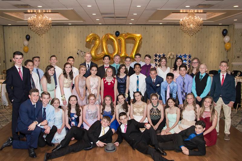 SKD 8th Graduation Dance 2017