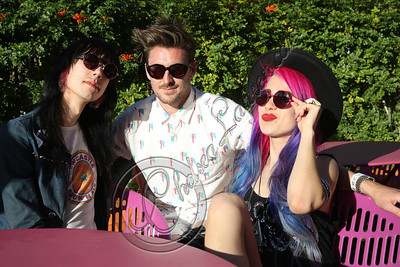 House of Holland Eyewear - Coachella Party