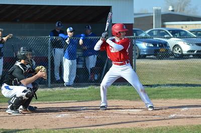 BV Baseball vs Camden 4-17-15