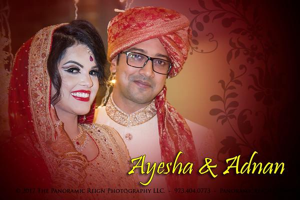 Ayesha & Adnan