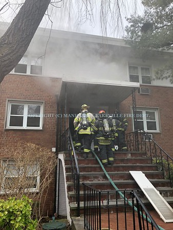 February 23, 2019 - 200 South Middle Neck Road [Apartment Fire]