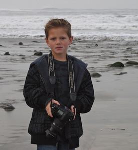 Photographer Brandon