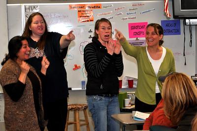 Team Manager Cafe Nov 20, 2010