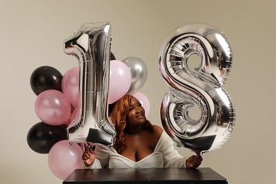 Jayla's 18th