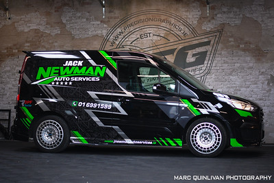 PTG Jack Newman Motors Ford Transit Connect
