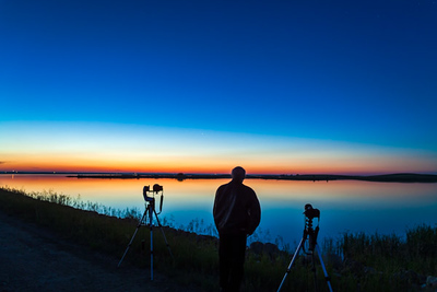 Nightscapes and Time-Lapses Workshop