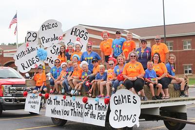 2018 Junior Fair Parade