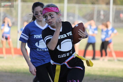 PowderPuff game 11-11-2011