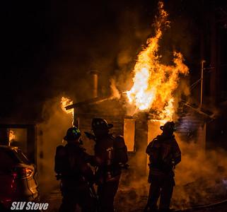 Felton Fire Nov 14