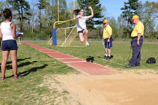 2012-04-17 Dayton Coed Varsity Spring Track Meet