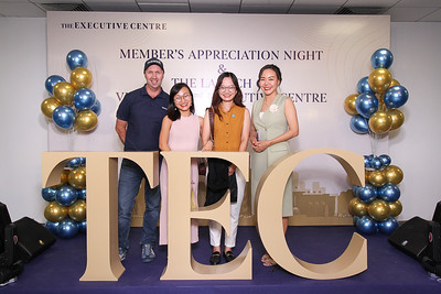 Event - TEC Opening Ceremony