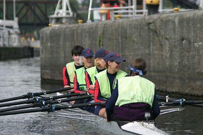 Row The Locks, Sept. 2004