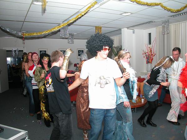 20051125 Feestavond medewerkers Wellantcollege