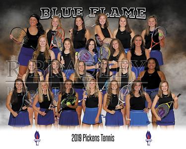 2019 Pickens Tennis
