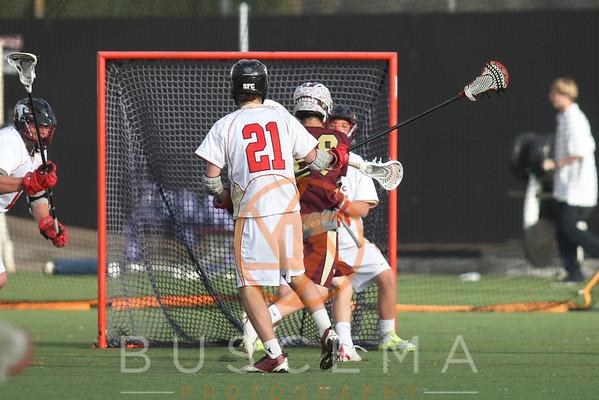 SFC vs Bishops Boy's Varsity Lacrosse 5-11-2012