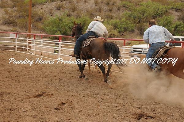 Sierra County 6-22-13 Steer Wrestling