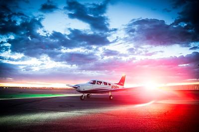 Aims Aviation Program Aircraft