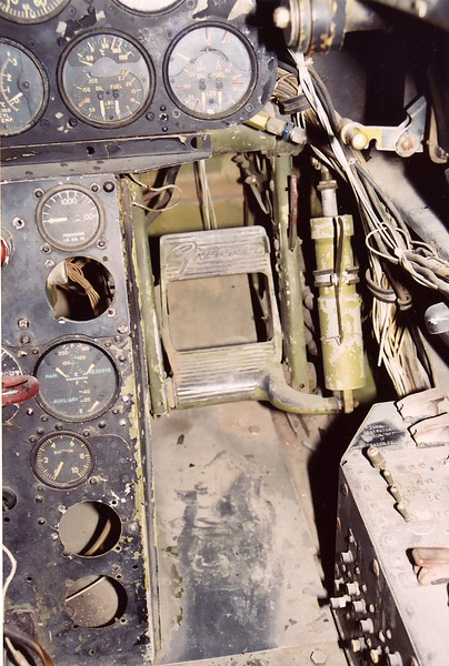 23. N10241 F7F-3 NMNA Cockpit right foot well.JPG
