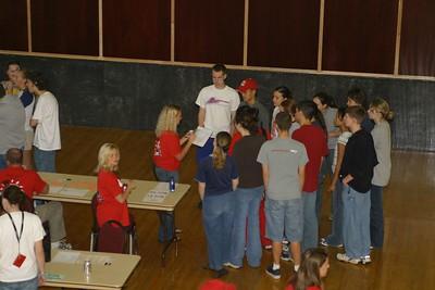 Welcome Week Community Commitment 2004